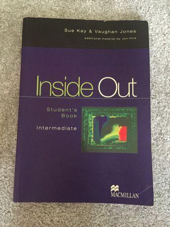 inside out intermediate sue key vaughan jones angielski