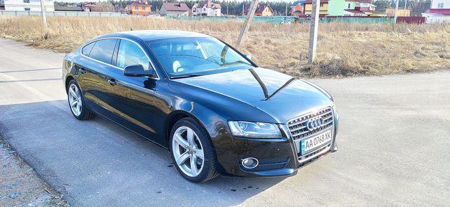 Audi A5 Sportback 2011 2.0TFSI Ukrainian
