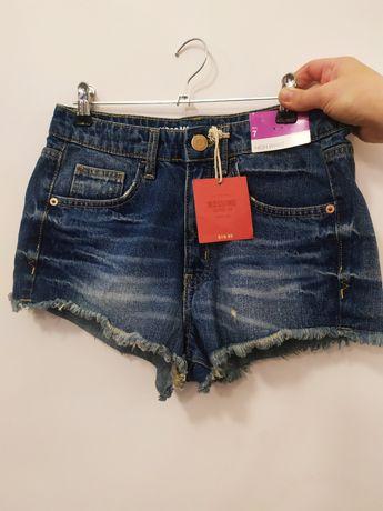 Шорти джинсові шорты НОВІ