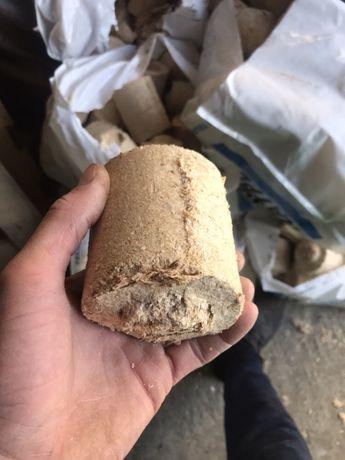 Продам брикет nestro из опилок ольхи