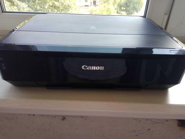 Принтер Canon PIXMA ip7240 цветной Wi-Fi струйный рабочий беспл достав