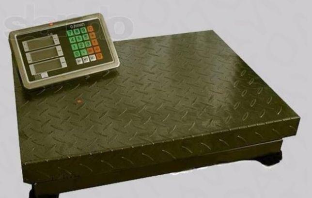 Ваги весы напольні на 150 кг з платформою 30/40 см.