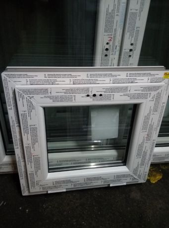 Okna pcv dostępne od ręki