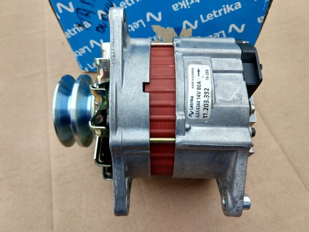Alternator Letrika do Massey Ferguson 4245