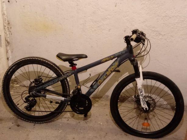 """Sprzedam rower Romet Rambler Dirt 24"""" REZERWACJA"""