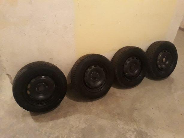 Opony zimowe Bridgestone