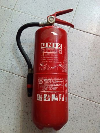 Extintor de 6Kg sem manutenção
