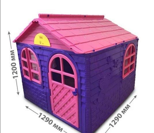 Детский игровой домик Doloni 129 х 129 х 120 см