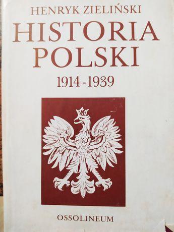 Historia Polski 1914do 1939