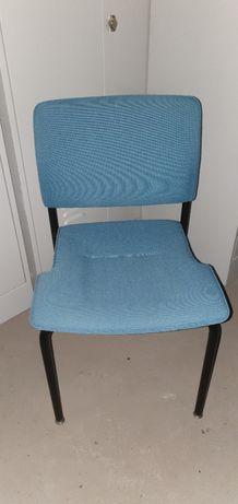 Fotel krzesło konferencyjne biurowe 80szt solidne