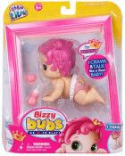 Интерактивная кукла Little Live Bizzy Bubs Single Pack - Poppy
