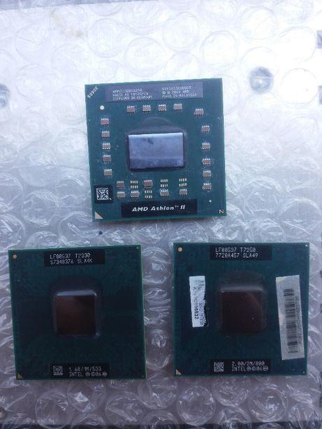 Процессор Intel T7250, T2330, AMD Athlon