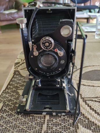 Starodawny aparat fotograficzny Gautier Pronto D.R.P. D.R.G.M.