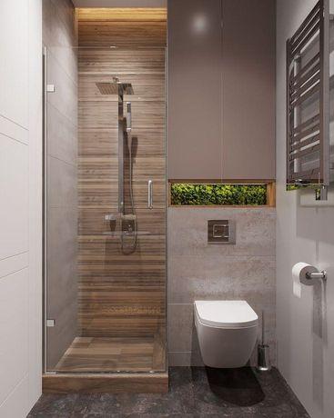 Usługi remontowo-budowlane, wykończenia łazienek.