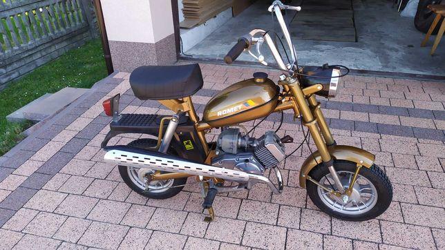 Motorynka Pony M2 1988