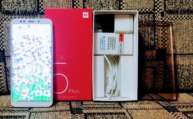 Xiaomi redmi 5 plus (рожеве золото)