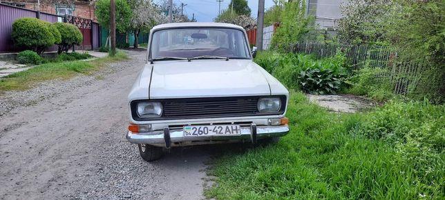 АЗЛК москвич 2140