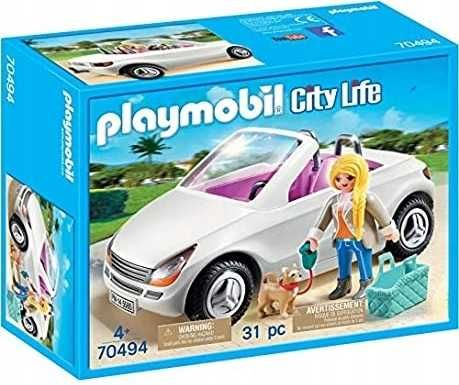 Playmobil city life 70494