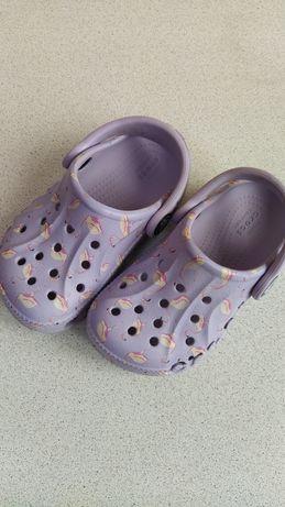 Клоги сабо детские Crocs