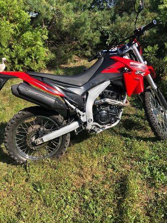 Продам мотоцикл LOGIN LX250GY-3