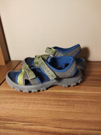 Sandałki dziecięce Dekathlon nr 31/19,5cm