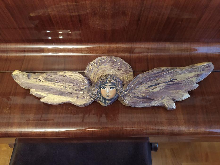 Rzeźba anioła drewno Kalwaria Zebrzydowska - image 1