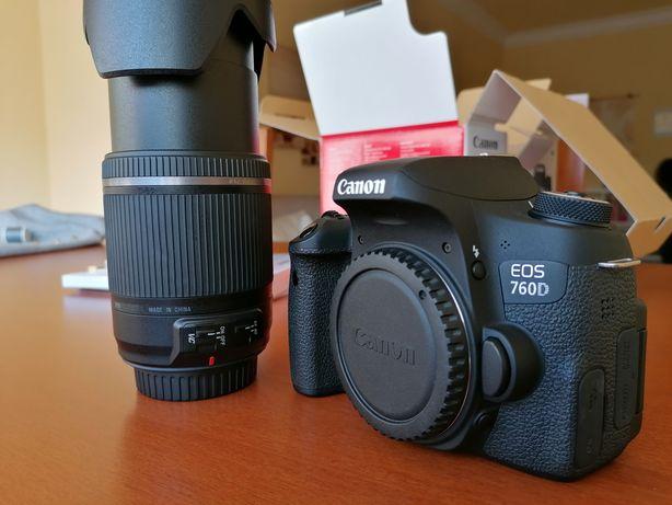 Canon 760D + Tamron 18-200mm f/3.5-6.3 Di II VC