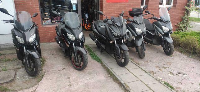 Yamaha x max 125cc