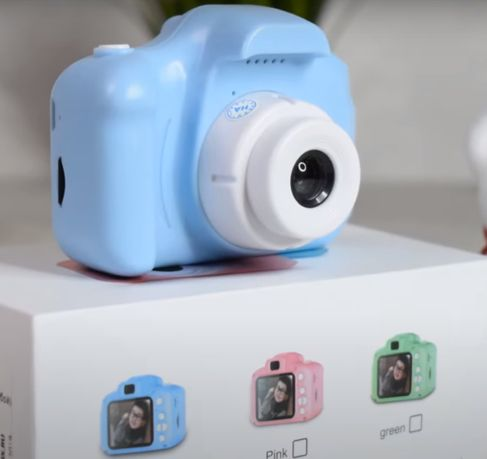 Цифровая камера для детей wow gm14