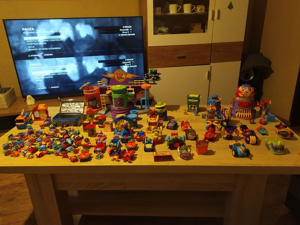 Zestawy i figurki Super Zings