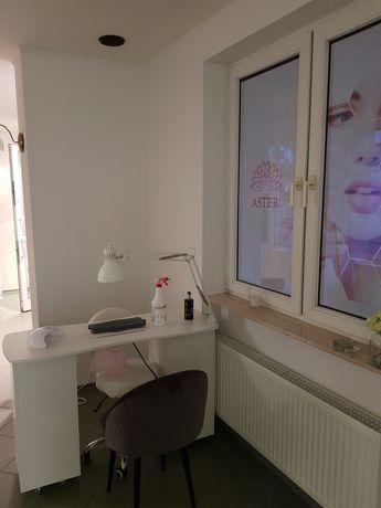 Podnajmę miejsce w gabinecie kosmetycznym manicure