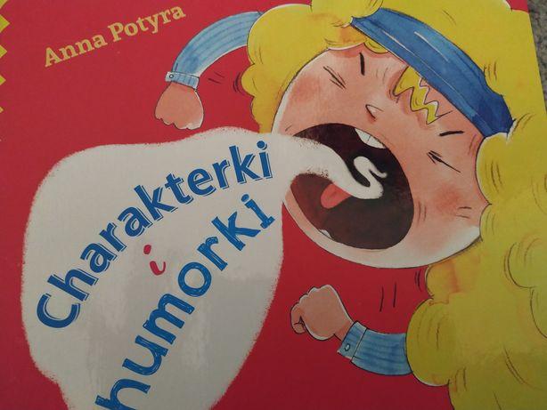 Charakterki i humorki Anna Potyra