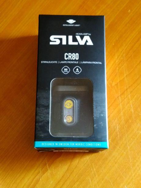 Frontal marca Silva modelo CR80