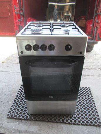 Kuchenka Beko gazowo-elektryczna