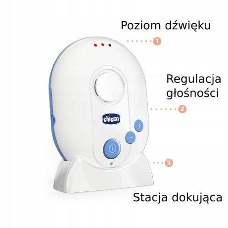 Chicco elektroniczna niania Audio