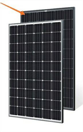 Panele fotowoltaiczne Trina Solar TSM 280DD05A.08 - czarne