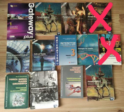 Książki do technikum/liceum