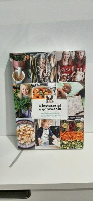 instaserial o gotowaniu, mamaginekolog, roger publishing