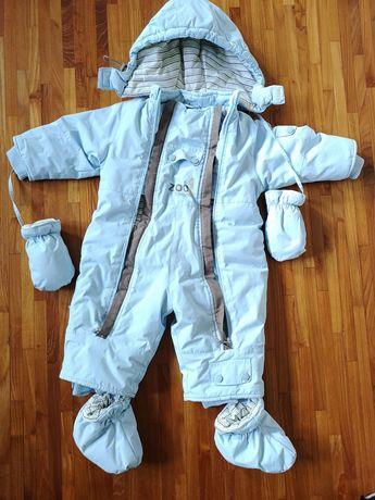 Kombinezon zimowy dla chłopca Coccodrillo 74