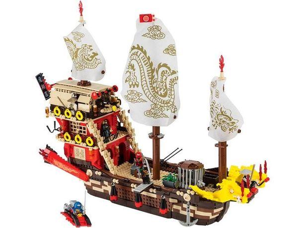 Большой конструктор XXL Playtive 2167 Приключенческий корабль Advent