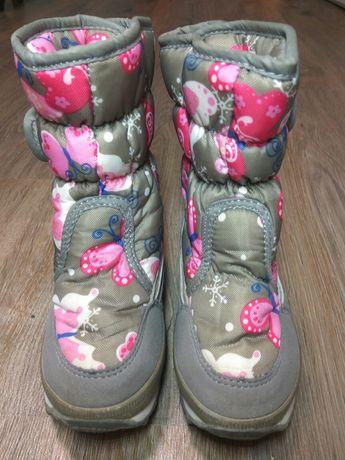 Зимові чоботи, чобітки, черевички