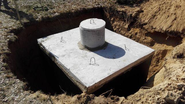 Szamba szambo betonowe z atestem / możliwy montaż