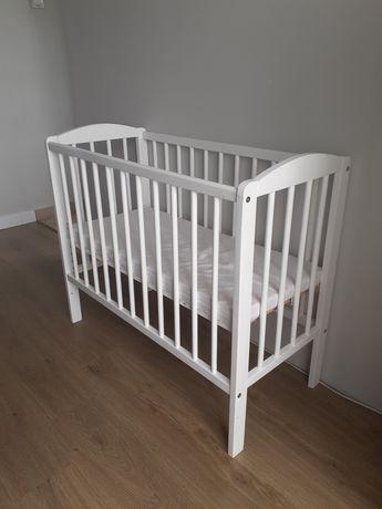 Mini łóżeczko kołyska lub dostawka