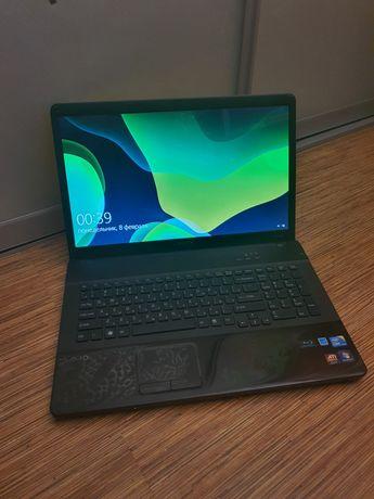 Продам ноутбук Sony Vaio vpcec1s1r