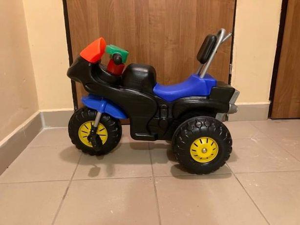 Motorek dziecięcy