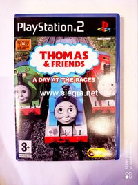 Thomas & friends a day at The Racer PS2