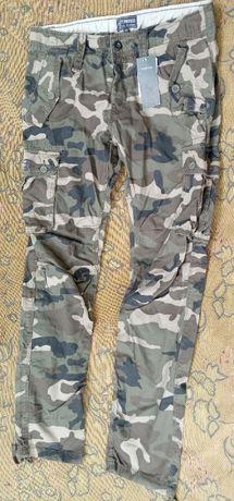 Джинсовые штаны Terranova