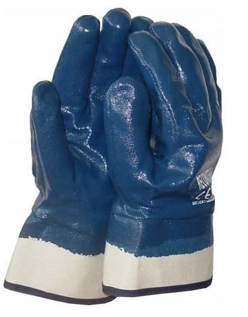 Rękawice olejoodporne 13 par