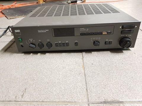 NAD 7240 pe amplituner wzmacniacz