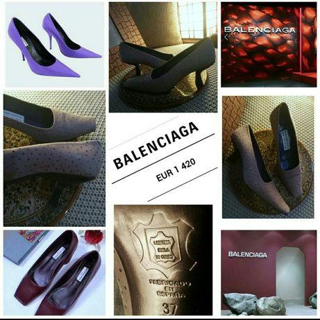 Balenciagа  Люксовые туфли от топового дома моды